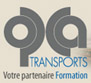 formation DIF opca transport